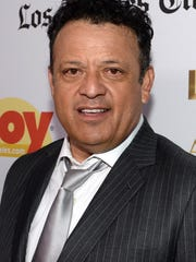 Paul Rodríguez attends the 2013 Latinos de Hoy Awards in Los Angeles.
