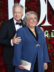 Reed Birney and Jayne Houdyshell of 'The Humans' both