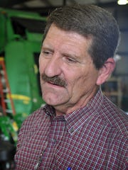 Wichita County AgriLife Extension Agent David Graf