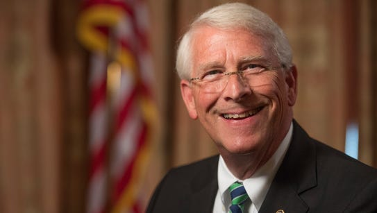 Sen. Roger Wicker, chairman of the National Republican