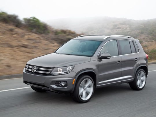 New York Auto Show Volkswagen To Keep Making Old Tiguan When New