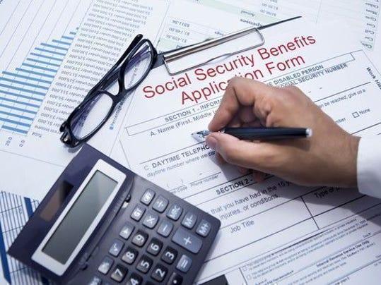 social security benefits letter   Marital Settlements Information