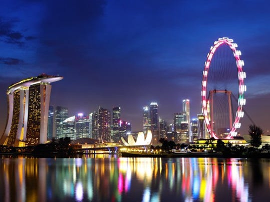 Singapore Named The World 39 S Most Expensive City No Us