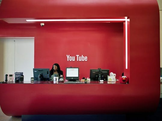 Youtubes relationship with creators has been turbulent goog youtube reception san bruno calargeg reheart Image collections