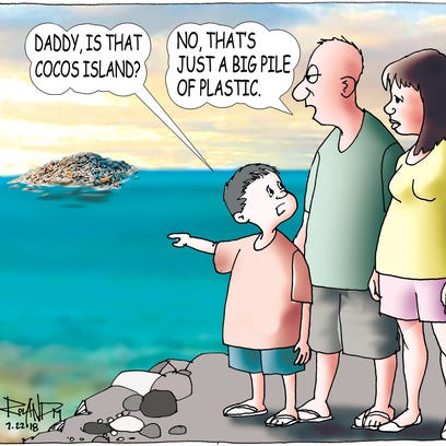 Our View: Take steps to reduce, reuse, recycle plastics
