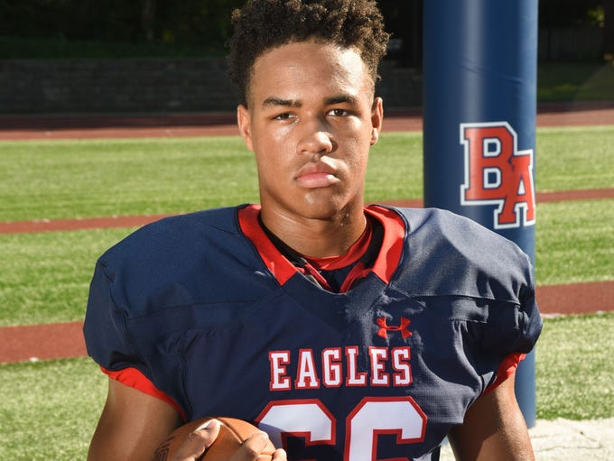 Brentwood Academy's Nate Clifton is a 2019 Vanderbilt