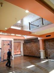 Glenn Constructors is renovating Catfish Johnny's at