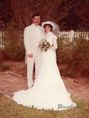 Mr. and Mrs. Ronnie Firmin -- 1984