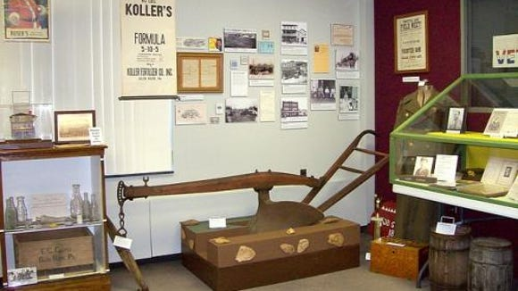 The new Glen Rock historical museum, which opened Jan. 22, 2012. SUBMITTED