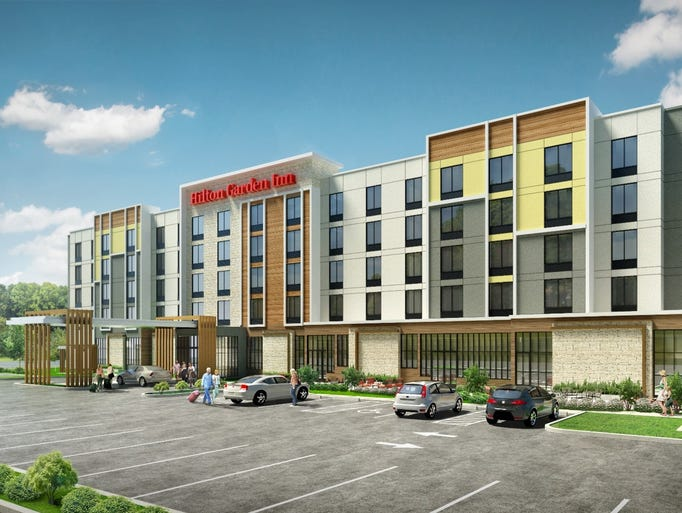 Hilton Garden Inn Launches Brand Refresh