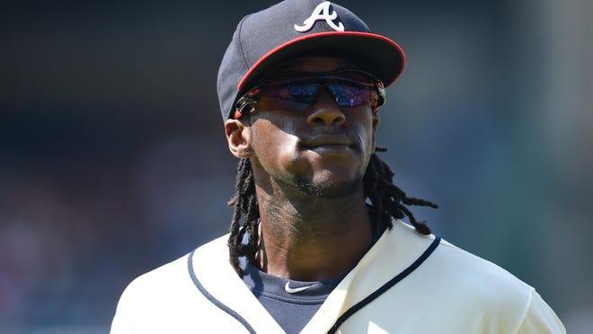 Asheville native Cameron Maybin has 11 hits in his last 19-at bats.