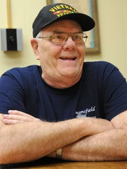 Francis Bird discusses his time serving in the Army for almost seven years. Mansfield Plumbing has 49 employees who have more than 300 years of combined military service.