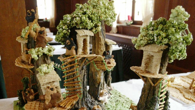 The annual Gingerbread Festival at the Waelderhaus in Kohler is open now through December 30, closed Dec. 24-25.