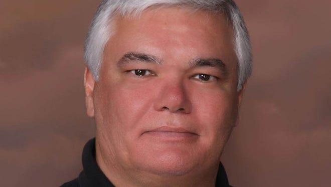 Columnist Daniel Gardner of Starkville, Mississppi