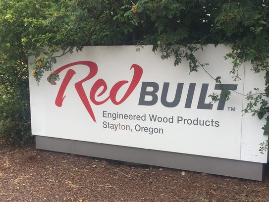 RedBuilt LLC in Stayton has received an award for completing