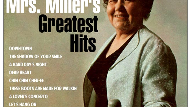 """Mrs. Miller's Greatest Hits"""
