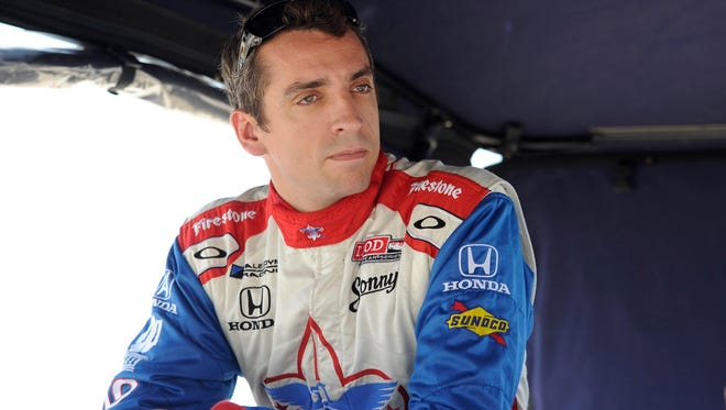 IndyCar driver Justin Wilson died on Monday after being struck in the head by flying debris in the ABC Supply 500 race on Sunday.