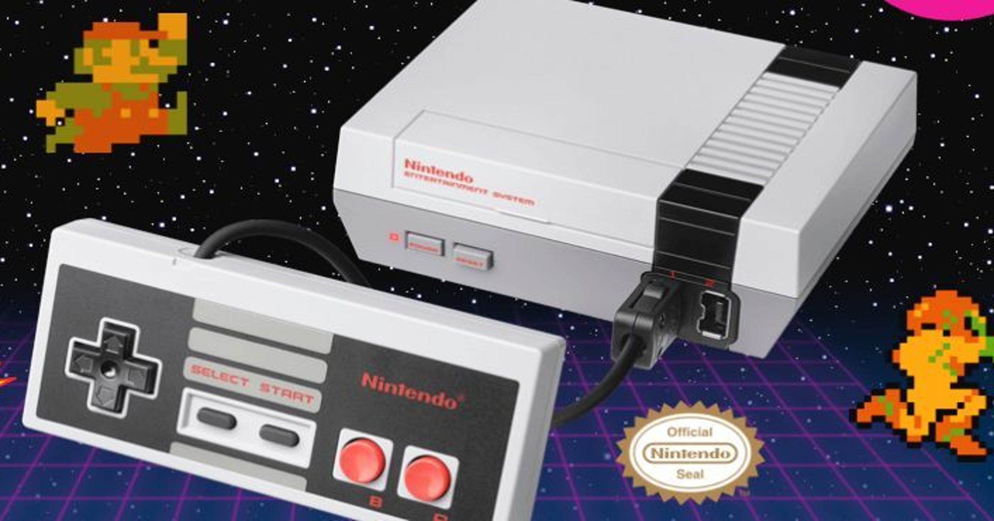nintendo nes classic it s back
