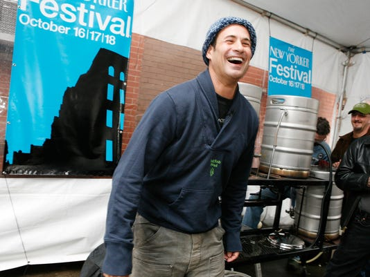 The 2009 New Yorker Festival: Bottoms Up Beer Brewing