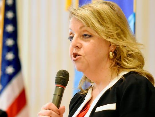 York County District Attorney candidate Jonelle Eshbach