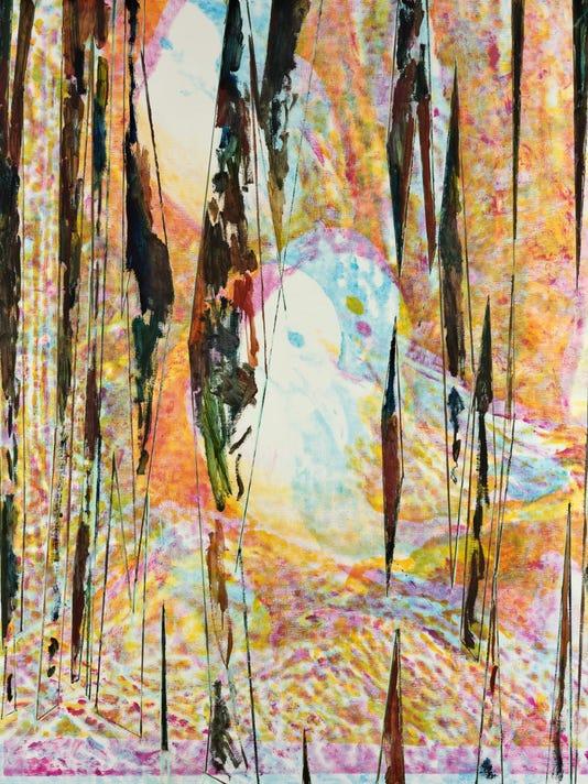 """""""Trees Walking"""" by Jered Sprech"""