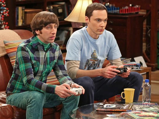 This image released by CBS shows Jim Parsons, right,