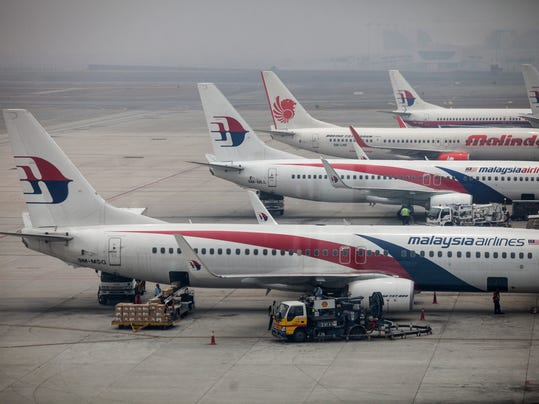 BLM MALAYSIA AIRLINES 370