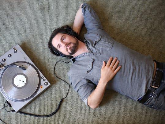 headphones Matt Nathanson photo