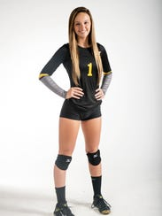 Alyssa Collins, Bishop Verot, Volleyball All-Area