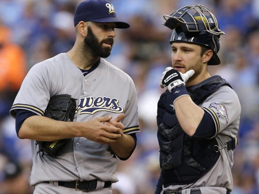 Mike Fiers, Jonathan Lucroy