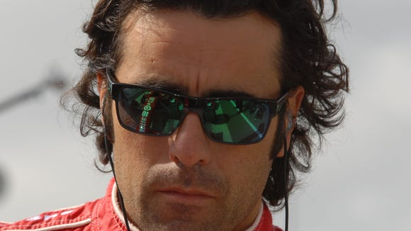 Dario Franchitti won three Indianapolis 500s; now he'll pace the field on May 25