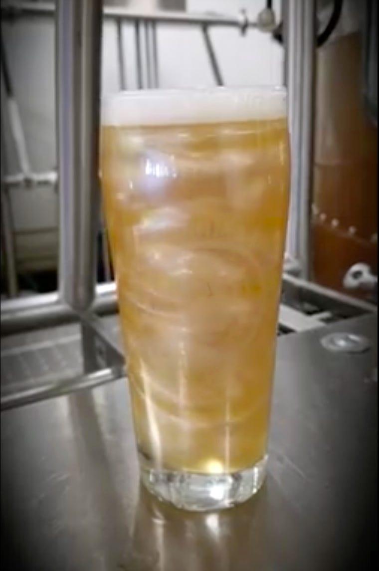 Breweries glitter beer