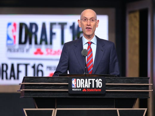 What time is the 2019 NBA draft?