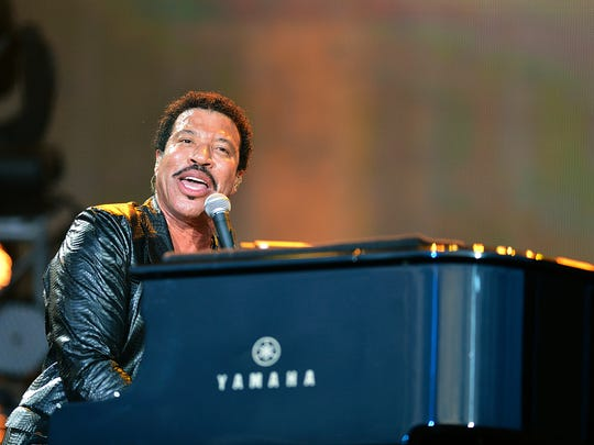 Lionel Ritchie recently offered an interesting reason to live in Des Moines.