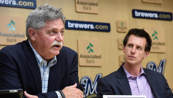 Doug Melvin was the fourth longest tenured GM in the majors.
