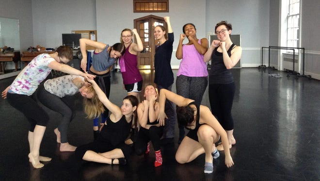 The Wells College Faculty Dance Concert will be staged Friday and Saturday.