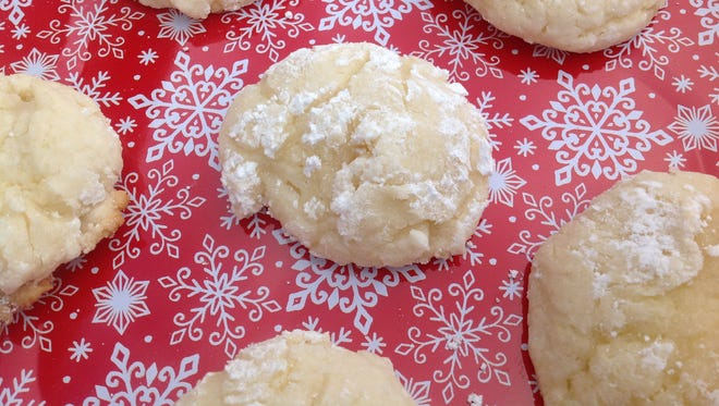 Lime Sugar Cookies have a hint of lime, a kiss of butter, and melt in your mouth.