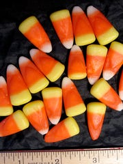 One serving of Brach's brand candy corn is 19 pieces