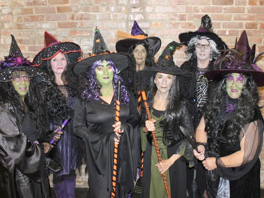 Beware the witches at the Family Fun Show this weekend at the Rose Theater.