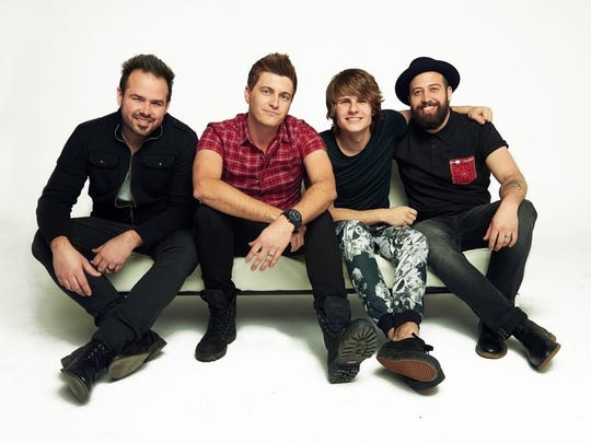 Audio Adrenaline will perform at Rock the Park in Crystal Springs.