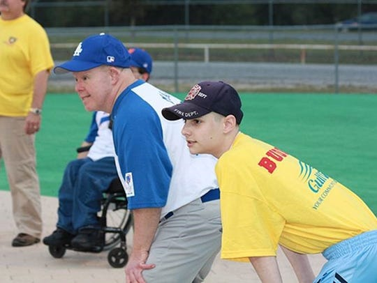 The Miracle League of Pensacola helps make sports accessible