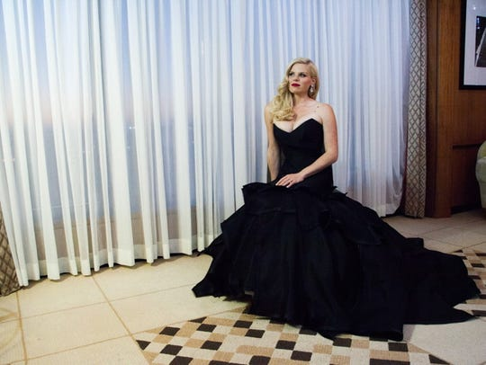 Broadway star Megan Hilty sings with the Milwaukee