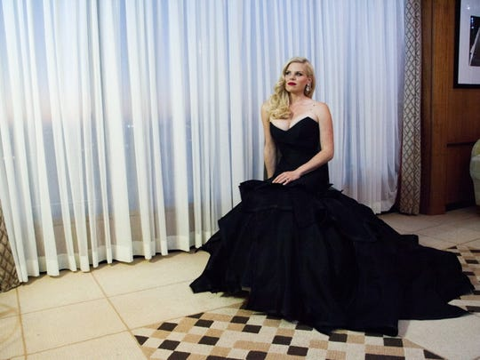 Broadway star Megan Hilty sings with the Milwaukee Symphony Nov. 28 at the Marcus Center.