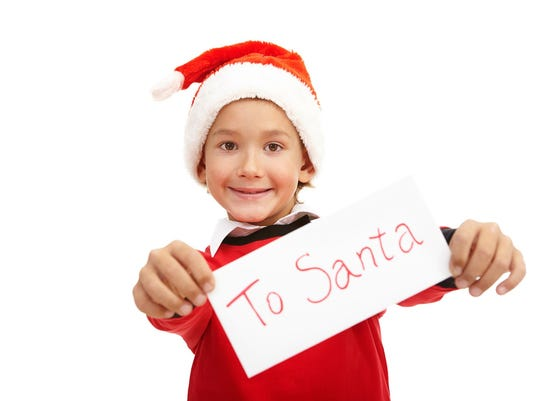 cnt santa letters request