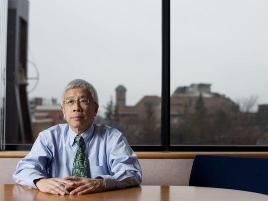 Harry Chen - Comissioner of the Vermont Department of Health