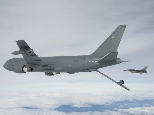 KC-46 Boom Extension