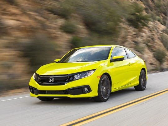 Auto review: Think sedans are dead? Check out the new Civic