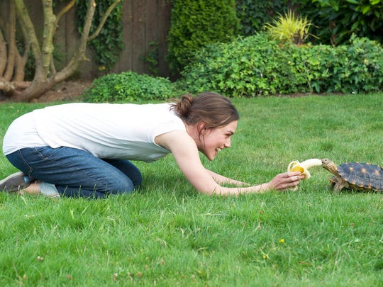 "Keira Knightley stars in Lynn Shelton's new film ""Laggies."""