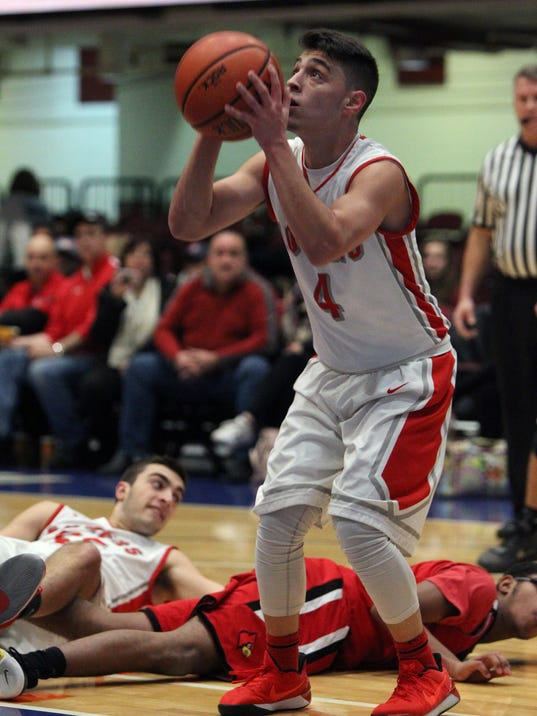Slam Dunk Basketball Somers vs LaSalle