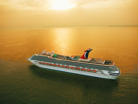 Singles To Set Sail On Carnival Ship For Halloween